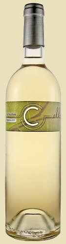 Vin Blanc en IGP Vaucluse du Château Grand Callamand