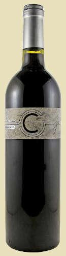 Vin rouge en IGP Vaucluse du Château Grand Callamand