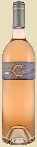 Vin Rosé AOP Luberon de Château Grand Callamand