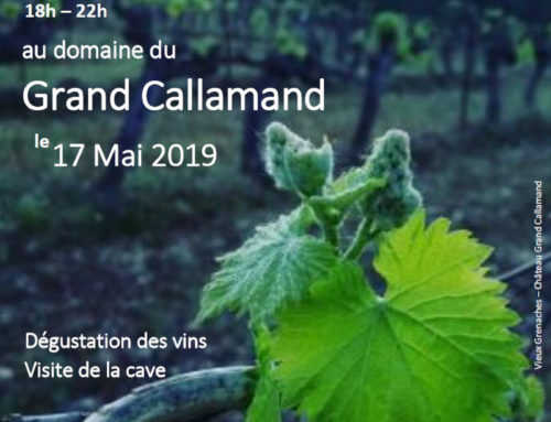 SOIREE ROSE LE 17 MAI 2019 AU GRAND CALLAMAND