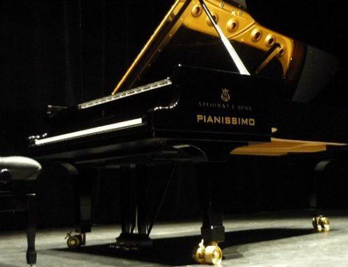 Domaine du Grand Callamand au Festival des Nuits pianistiques