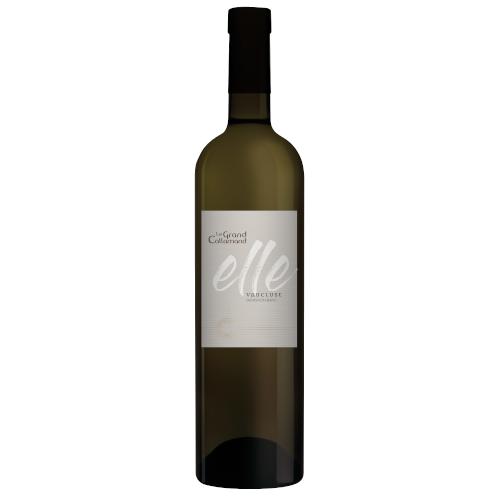 Elle 2019IGP Vaucluse Blanc