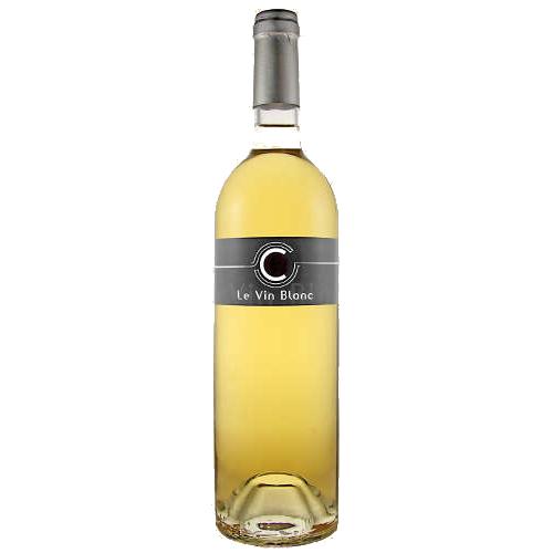 Vin blancVendangé tardivement