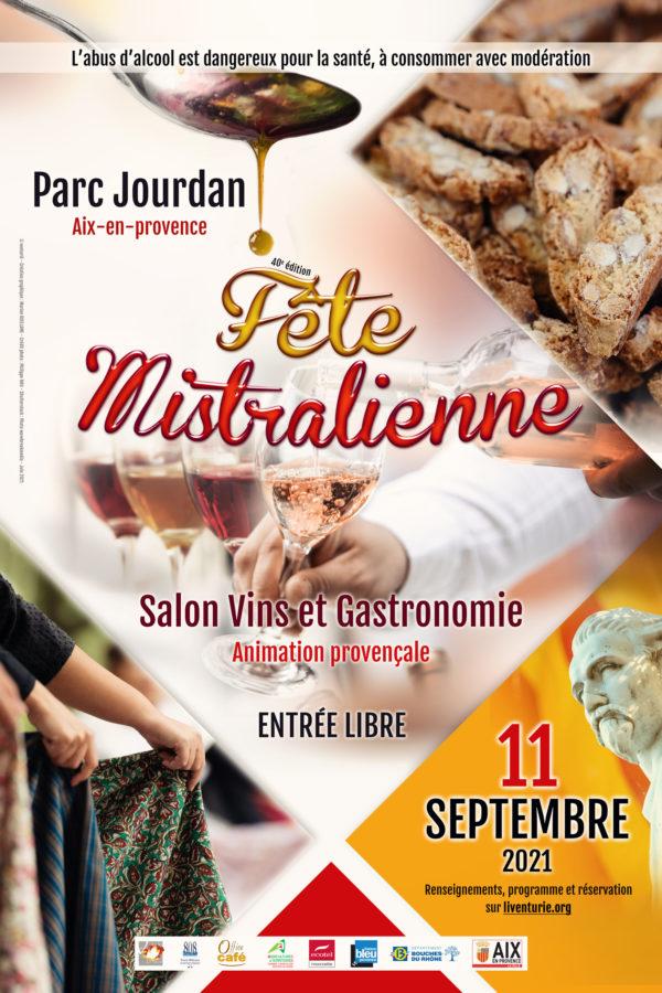 Fête Mistralienne: salon vins et gastronomie
